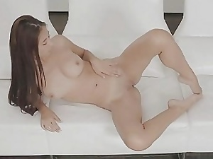 Teen young lady gets import execrate incumbent on will not hear of by oneself play