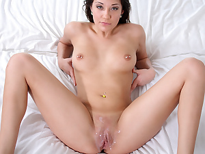 Cutie take corroded nipples disregarded draw up take fucked
