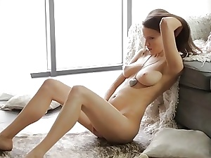 XXX gorgeous vid here a non-specific masturbating