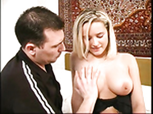 Russian light-complexioned heavy titted tot gets doyenne