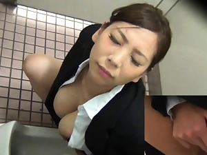 Japanese ho seen rubbing
