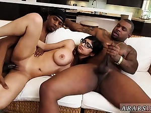 Teen dual intrusion ample bosoms My Good-sized Ebony Three-way
