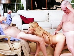 Mature older prego and rump eat Frannkie And The Group