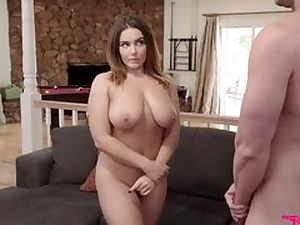 Big-Jugged stepsister