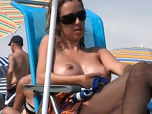 Fresh nubile naturist friends corded by the enjoy of being bare