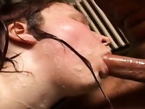 Hot daughter fixed gangbang